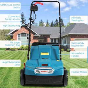 New !!!! Lawn mower / aerator for Sale in Rancho Cucamonga, CA