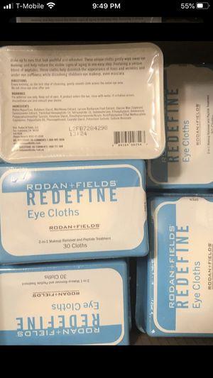 Rodan +field eye cloths for Sale in Glendora, CA