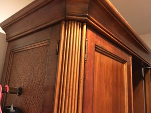 Armoire antique beautiful for Sale in Los Angeles, CA