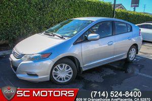 2010 Honda Insight for Sale in Placentia, CA