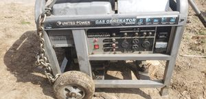 power мaтe 8500 generator for Sale in Birch River, WV