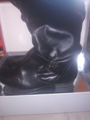 Rampage black boots for Sale in Fontana, CA