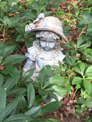 Little girl-yard art for Sale in Hillsborough, NC