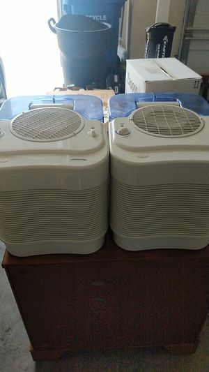 2 Carefree Humidifier Plus by Hunter for Sale in Battle Ground, WA