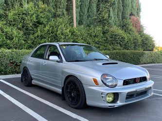 2002 Subaru Wrx Turbo for Sale in Las Vegas,  NV