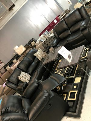 3 Piece Sofa Loveseat Recliner Chair for Sale in Las Vegas, NV
