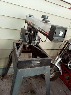 Dewalt radial saw for Sale in Denver,  CO