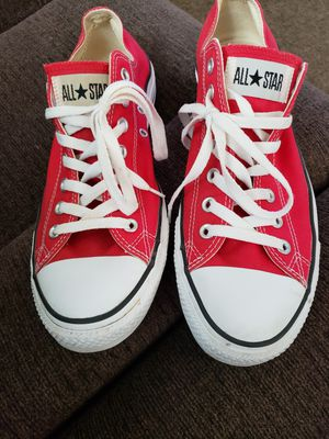 Converse. Mens size 11. Womens size 13. Gently used. Very good condition. for Sale in Murfreesboro, TN