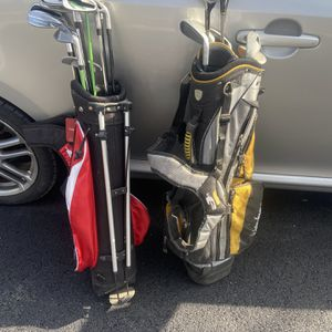 Golf Clubs For Kids for Sale in Rockville, MD
