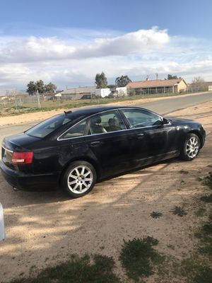 05 Audi A6 Quattro great for parts for Sale in Hesperia, CA
