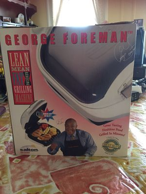 George Forman small Grill for Sale in Brooklyn, NY