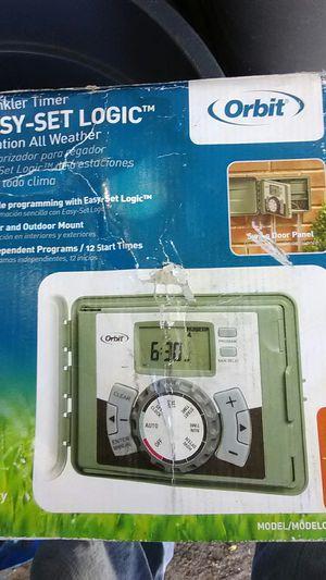 Orbit sprinkler timer for Sale in Chula Vista, CA