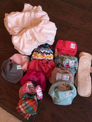 Newborn Cloth Diapers for Sale in Gilbert, AZ