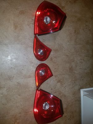 06-09 VW rabbit/gti tail light set. Mint condition! for Sale in Chicago, IL