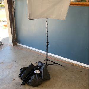 Photo Lighting/ Camera Lighting for Sale in Garden Grove, CA
