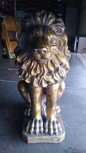 Lion statue for Sale in Las Vegas, NV