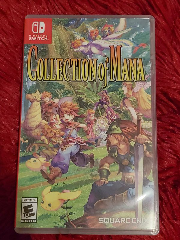 Collection of Mana Switcb
