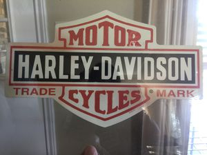 Harley Davidson sign-$40 for Sale in Pflugerville, TX