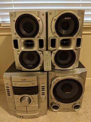 Sony Stereo System for Sale in Houston, TX