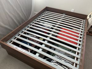 Double bed with mattress for sale - $180 for Sale in San Jose, CA