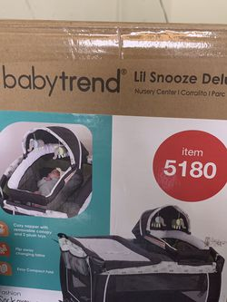 Nursery Center : Lil Snooze Deluxe 2 for Sale in Santa Ana,  CA