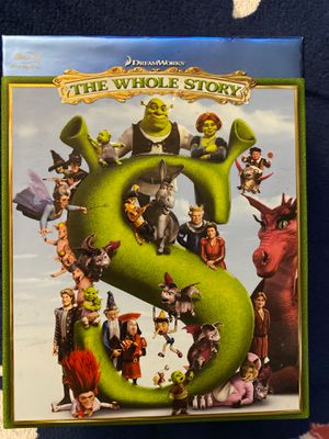 Shrek The Whole Story for Sale in Lake Elsinore, CA