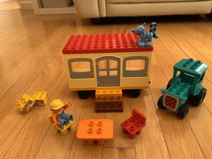 LEGO Duplo Bob the Builder Travis and the Mobile Caravan for Sale in Shrewsbury, MA