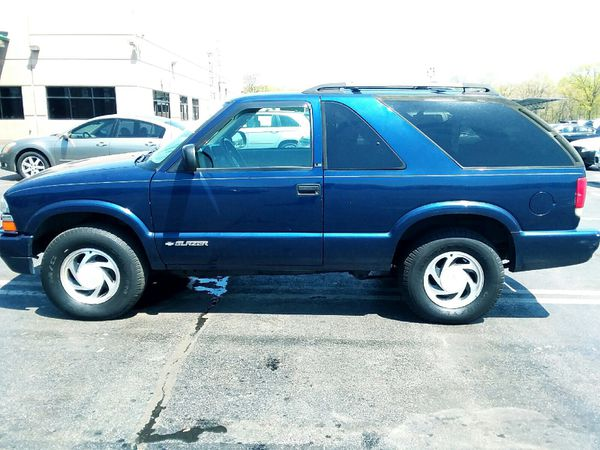 Chevy Blazer For Sale!