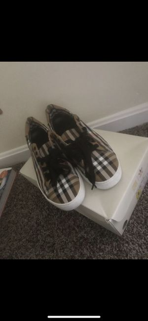 Burberry Shoes for Sale in Midlothian, VA