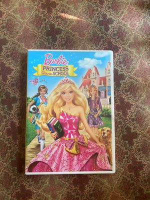 Barbie Princess Charm School DVD for Sale in Aliquippa, PA