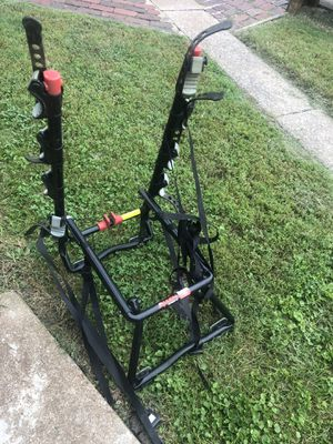 Bicycle Trunk Rack - 4 Bikes for Sale in Mitchell, IL