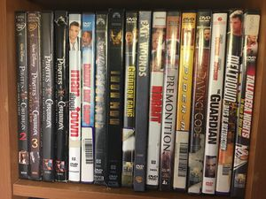 80 DVD MOVIES for Sale in Lynnwood, WA