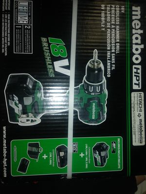 Cordless hammer drill for Sale in Portland, OR