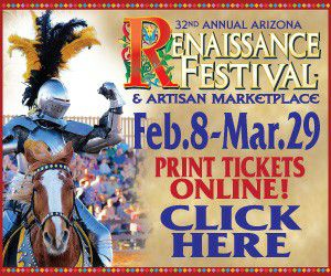 Looking for Renaissance festival tickets for Sale in Glendale, AZ