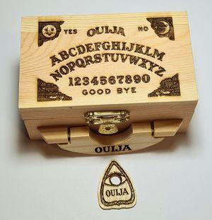 Ouija board and the planchette mini jewelry box for Sale in Arlington, VA