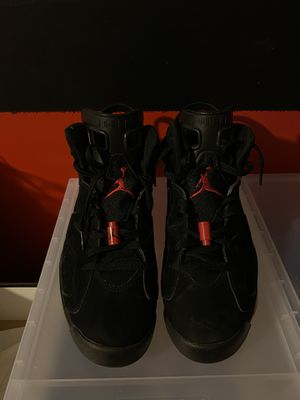 """Air Jordan """"Infrared"""" 6's 2009 sz. 9.5 for Sale in Cleveland Heights, OH"""
