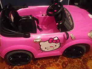 Hello kitty car for Sale in Lebanon, TN