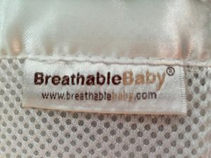 Breathable Baby - crib baby bumper for Sale in Tampa, FL