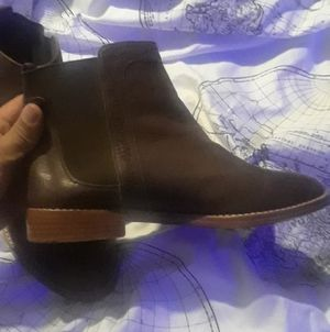 Vero cuoio ankle Boots for Sale for sale  Los Angeles, CA
