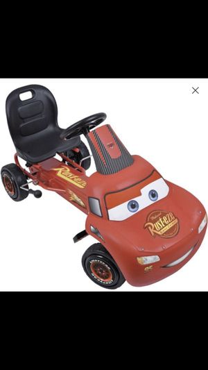 Disney Lightning McQueen Pedal Go Kart Brand New for Sale in Phoenix, AZ