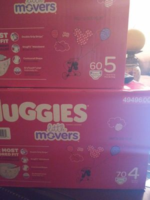 Huggies. 3&4 for Sale in Murfreesboro, TN