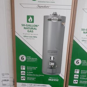 Water Heater New 50 Gallons for Sale in Rancho Cucamonga, CA