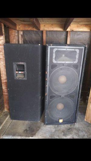 JBL SPEAKERS for Sale in Anaheim, CA