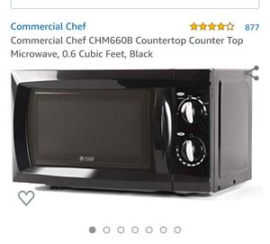 Commercial Chef microwave for Sale in Bothell, WA