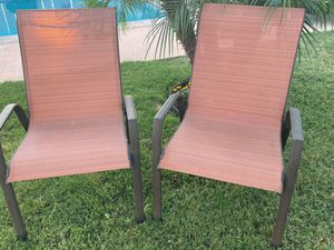 2 chairs for Sale in Visalia, CA