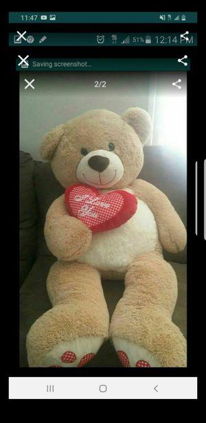 Big teddy bear for Sale in Perris, CA