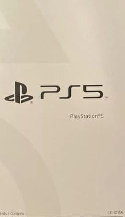 PS5 Disc Edition TAKE IT HOME WITH for Sale in West Valley City,  UT
