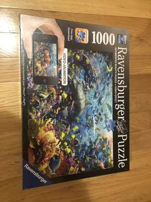 New in box- Ravensburger Animation puzzle for Sale in Bellevue, WA