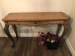 Console table for Sale in Antioch, CA