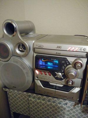 JVC MX-GT700 Tube Stereo System for Sale in Fresno, CA